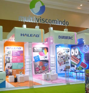 Multiviscomindo at FGD Expo 2013