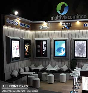 GREAT SUCCESS FOR ALLPRINT EXPO 2018!