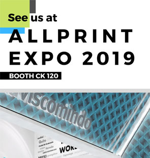 MULTI VISCOMINDO di ALLPRINT Expo 2019